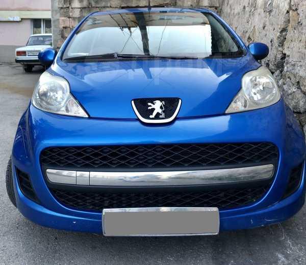 Peugeot 107, 2011 год, 315 000 руб.