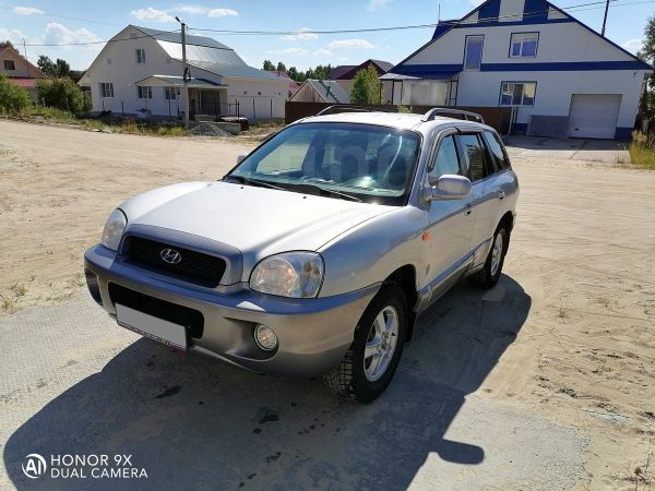 Hyundai Santa Fe Classic, 2004 год, 465 000 руб.