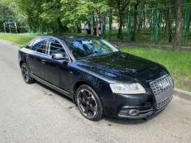 Москва Audi A6 2011