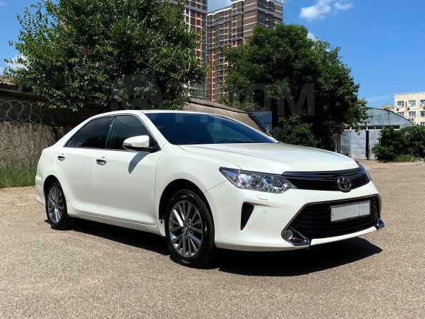 Toyota Camry, 2016 год, 1 405 000 руб.