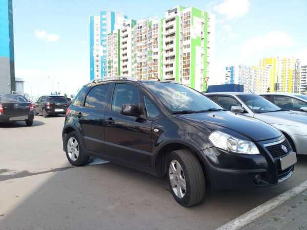 Fiat Sedici, 2008 год, 389 000 руб.