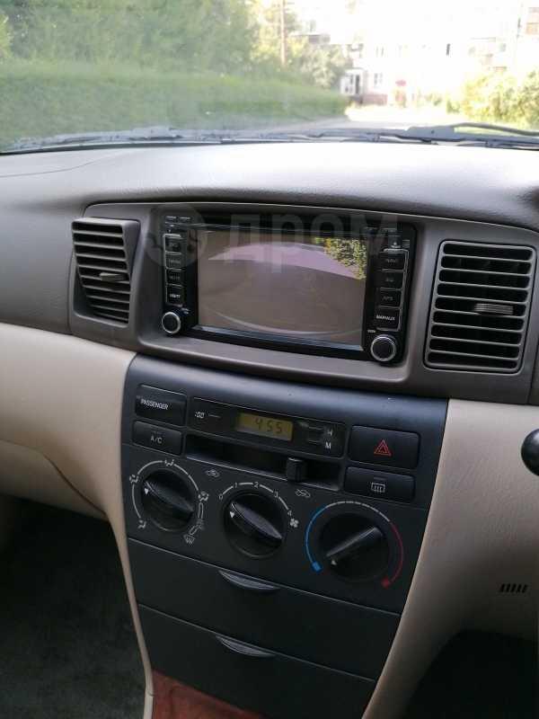 Toyota Corolla, 2002 год, 305 000 руб.