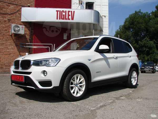 BMW X3, 2015 год, 1 750 000 руб.