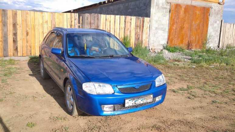 Mazda 323, 2000 год, 170 000 руб.