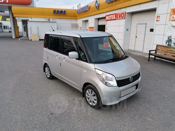 Nissan Roox, 2010 год, 290 000 руб.