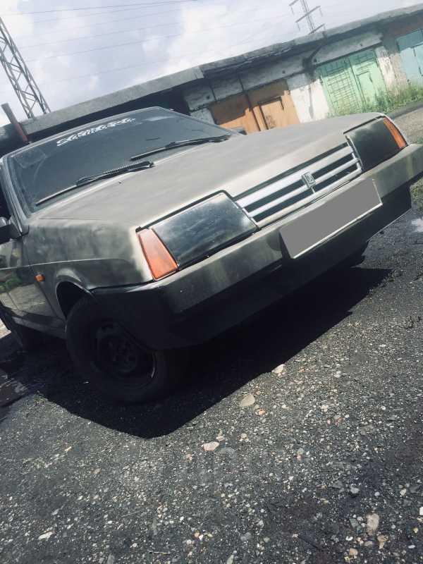 Лада 2109, 1993 год, 17 000 руб.