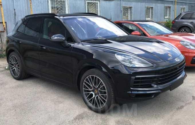 Porsche Cayenne, 2020 год, 7 440 000 руб.