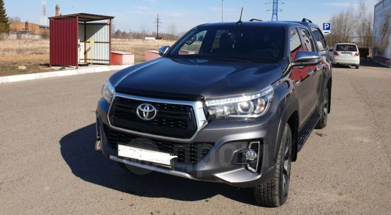 Toyota Hilux Pick Up, 2018 год, 1 850 000 руб.