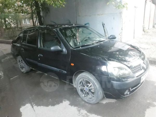 Renault Symbol, 2004 год, 100 000 руб.