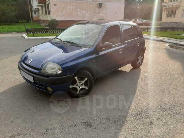 Renault Clio, 2000 год, 115 000 руб.