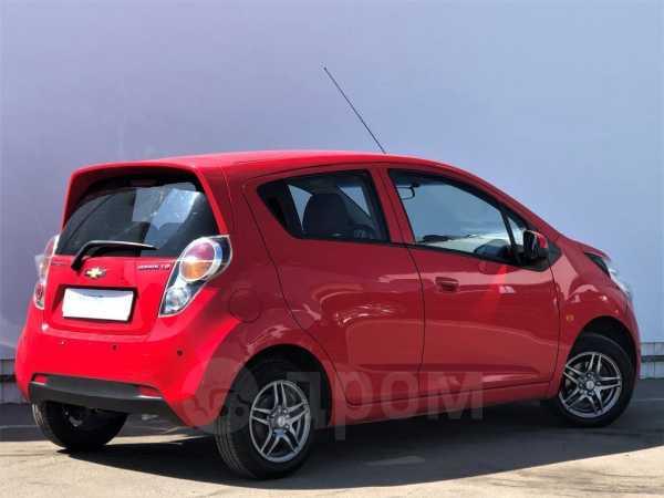 Chevrolet Spark, 2011 год, 299 000 руб.