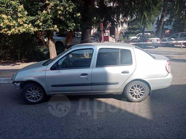 Renault Symbol, 2007 год, 160 000 руб.