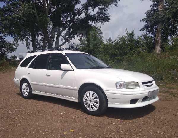 Toyota Sprinter Carib, 1998 год, 85 000 руб.