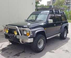 Хабаровск Nissan Safari 1996