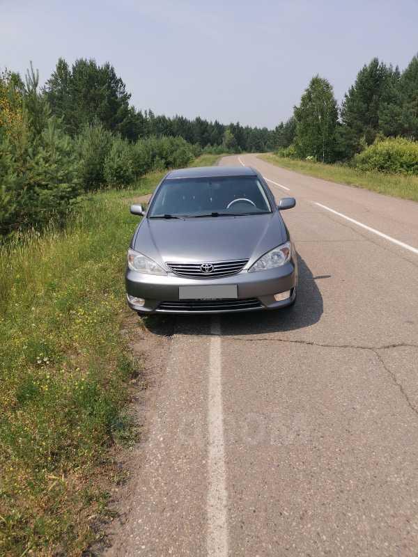 Toyota Camry, 2004 год, 400 000 руб.