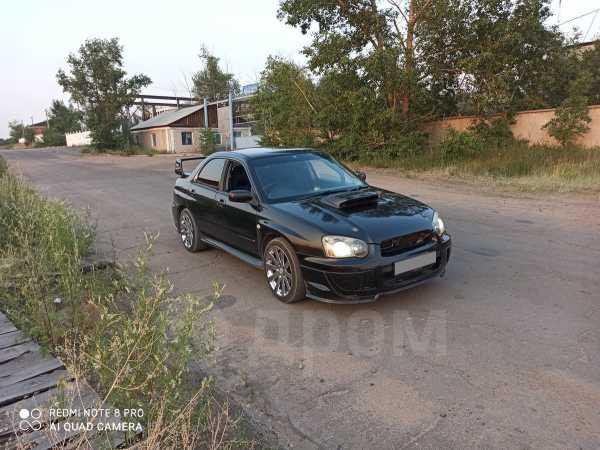 Subaru Impreza WRX STI, 2003 год, 599 000 руб.