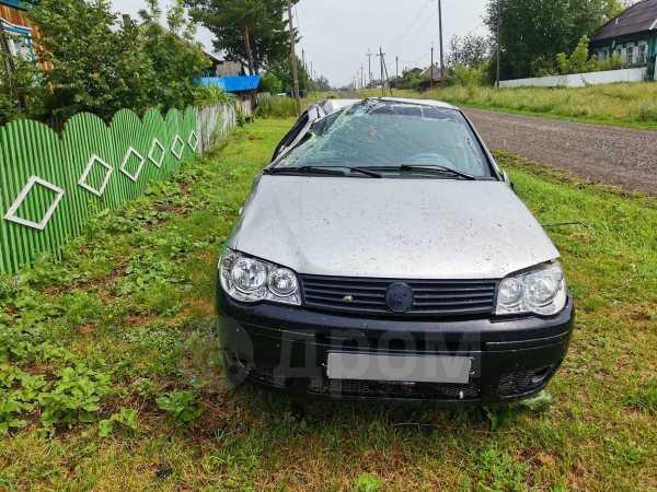 Fiat Albea, 2007 год, 80 000 руб.