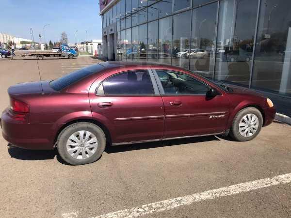 Dodge Stratus, 2001 год, 95 000 руб.