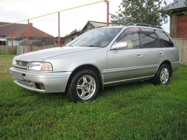 Nissan Wingroad, 1996 год, 145 000 руб.