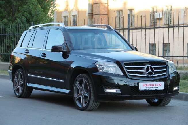 Mercedes-Benz GLK-Class, 2010 год, 977 800 руб.