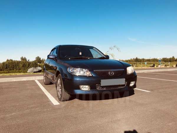 Mazda 323, 2002 год, 210 000 руб.