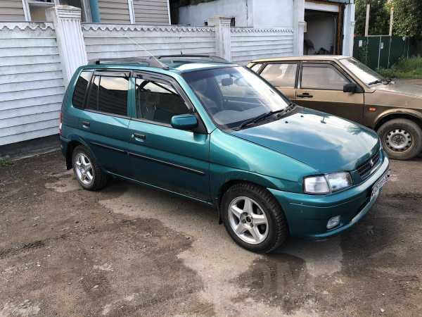 Mazda Demio, 1998 год, 85 000 руб.