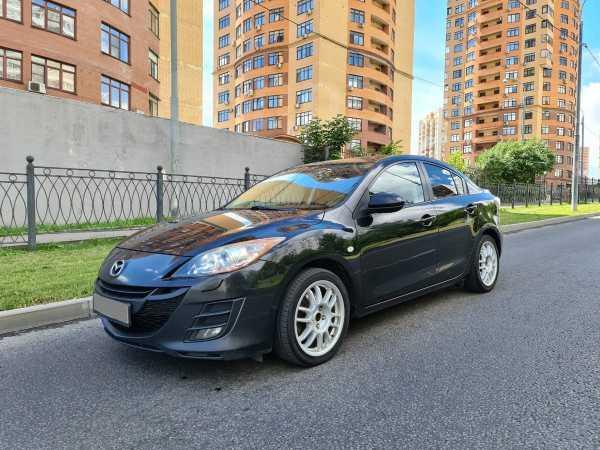 Mazda Mazda3, 2009 год, 510 000 руб.