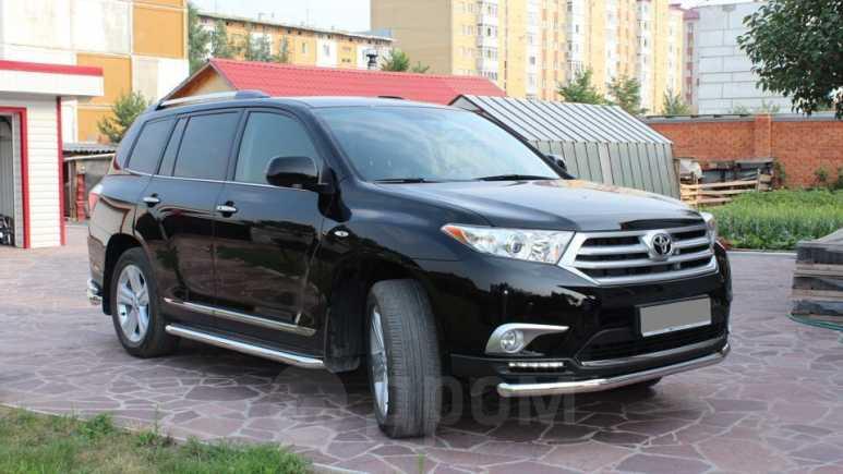 Toyota Highlander, 2011 год, 1 500 000 руб.