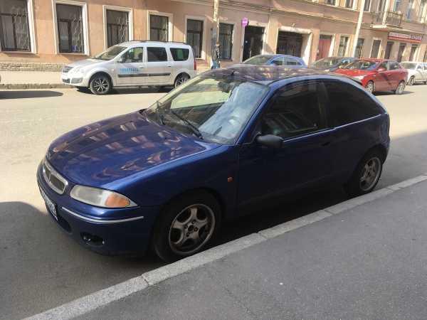 Rover 200, 1997 год, 80 000 руб.