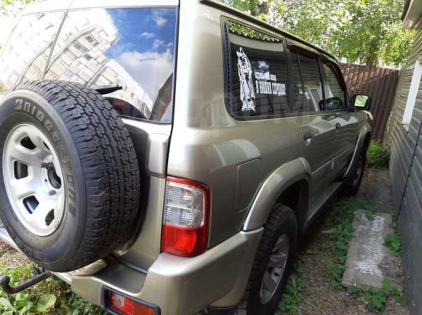 Nissan Patrol, 2003 год, 600 000 руб.