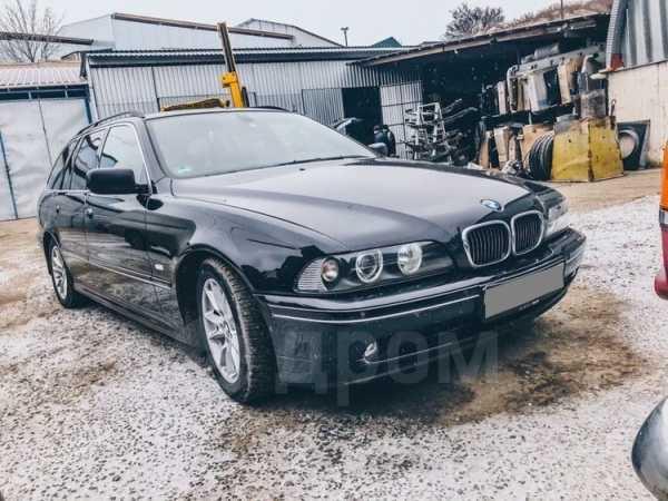 BMW 5-Series, 2002 год, 430 000 руб.
