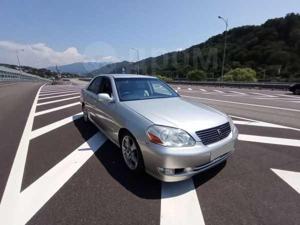 Toyota Mark II, 2002 год, 299 992 руб.