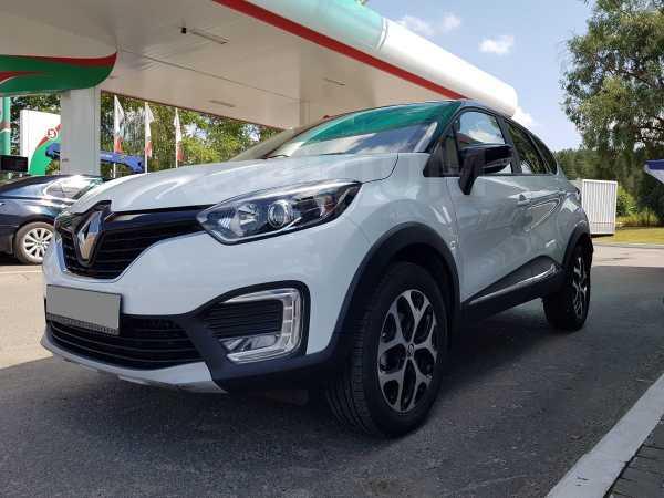 Renault Kaptur, 2016 год, 1 000 000 руб.