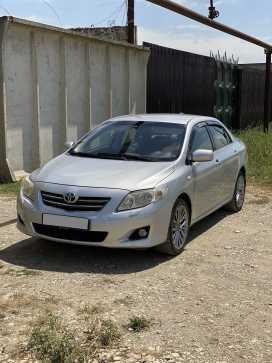 Урус-Мартан Corolla 2007