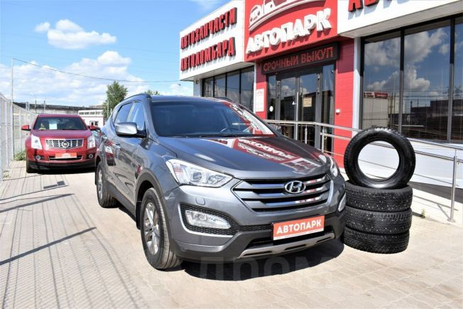 Hyundai Santa Fe, 2013 год, 1 249 000 руб.
