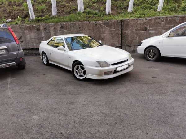 Honda Prelude, 2000 год, 120 000 руб.