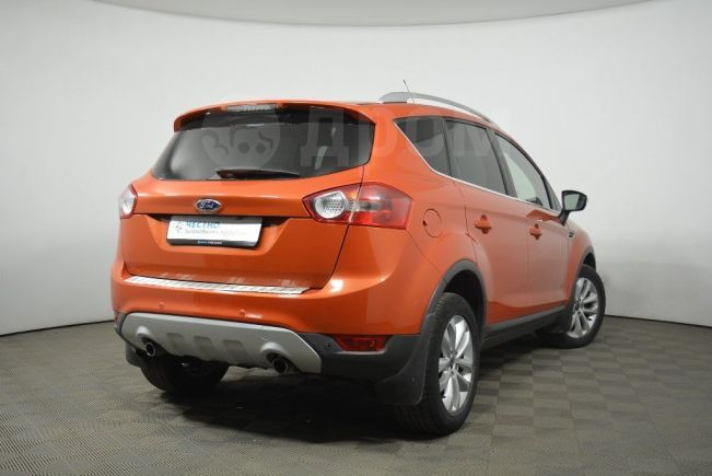 Ford Kuga, 2010 год, 657 000 руб.