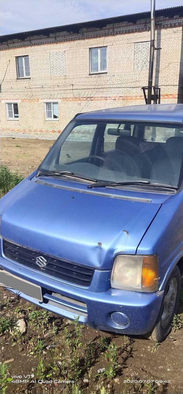 Suzuki Wagon R Wide, 1998 год, 80 000 руб.