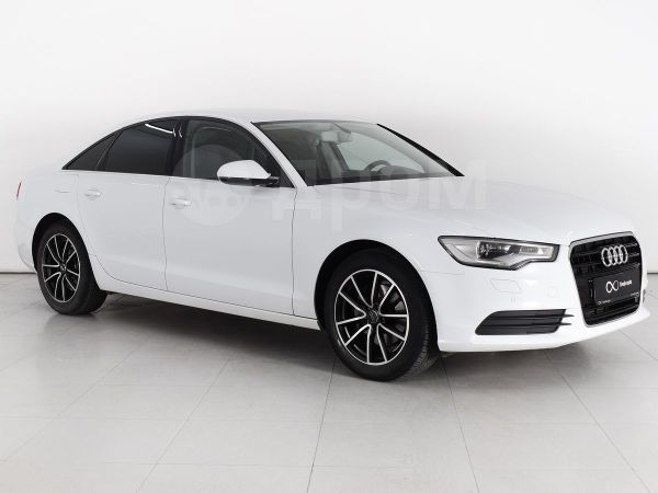 Audi A6, 2012 год, 1 235 000 руб.
