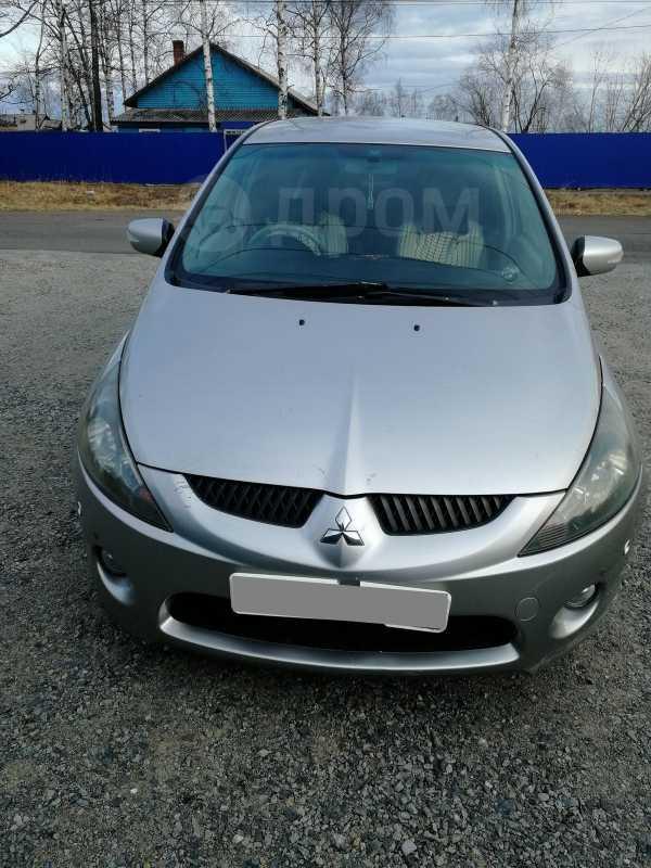 Mitsubishi Grandis, 2003 год, 375 000 руб.
