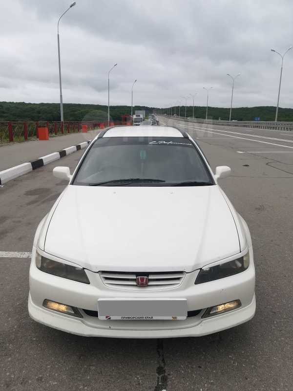 Honda Accord, 1997 год, 245 000 руб.