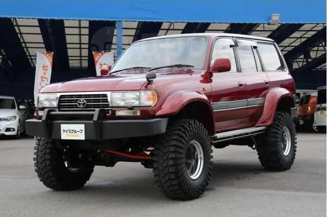 Toyota Land Cruiser, 1996 год, 1 750 000 руб.