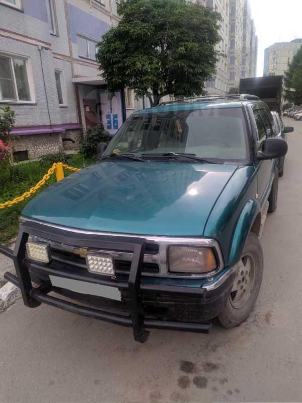 Chevrolet Blazer, 1996 год, 230 000 руб.