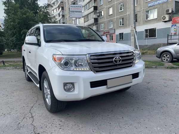 Toyota Land Cruiser, 2014 год, 2 989 000 руб.