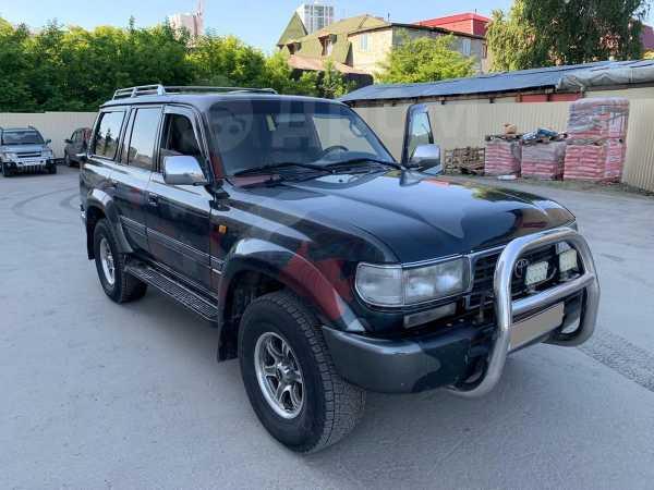 Toyota Land Cruiser, 1996 год, 520 000 руб.