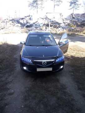 Северобайкальск Mazda6 2006