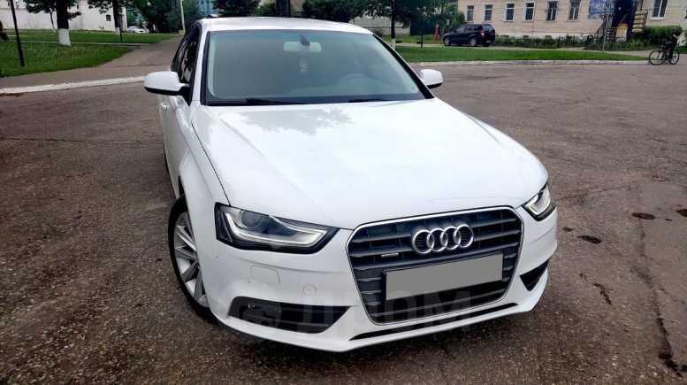 Audi A4, 2013 год, 1 000 000 руб.