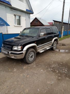Горно-Алтайск Isuzu Trooper 2003