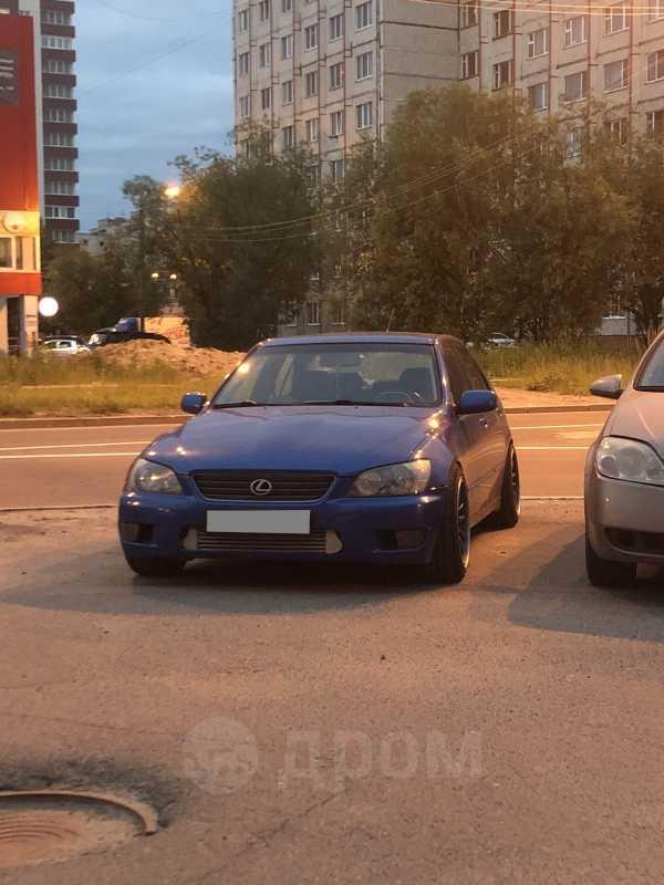 Lexus IS300, 2002 год, 570 000 руб.