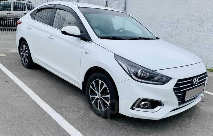 Hyundai Solaris, 2018 год, 930 000 руб.